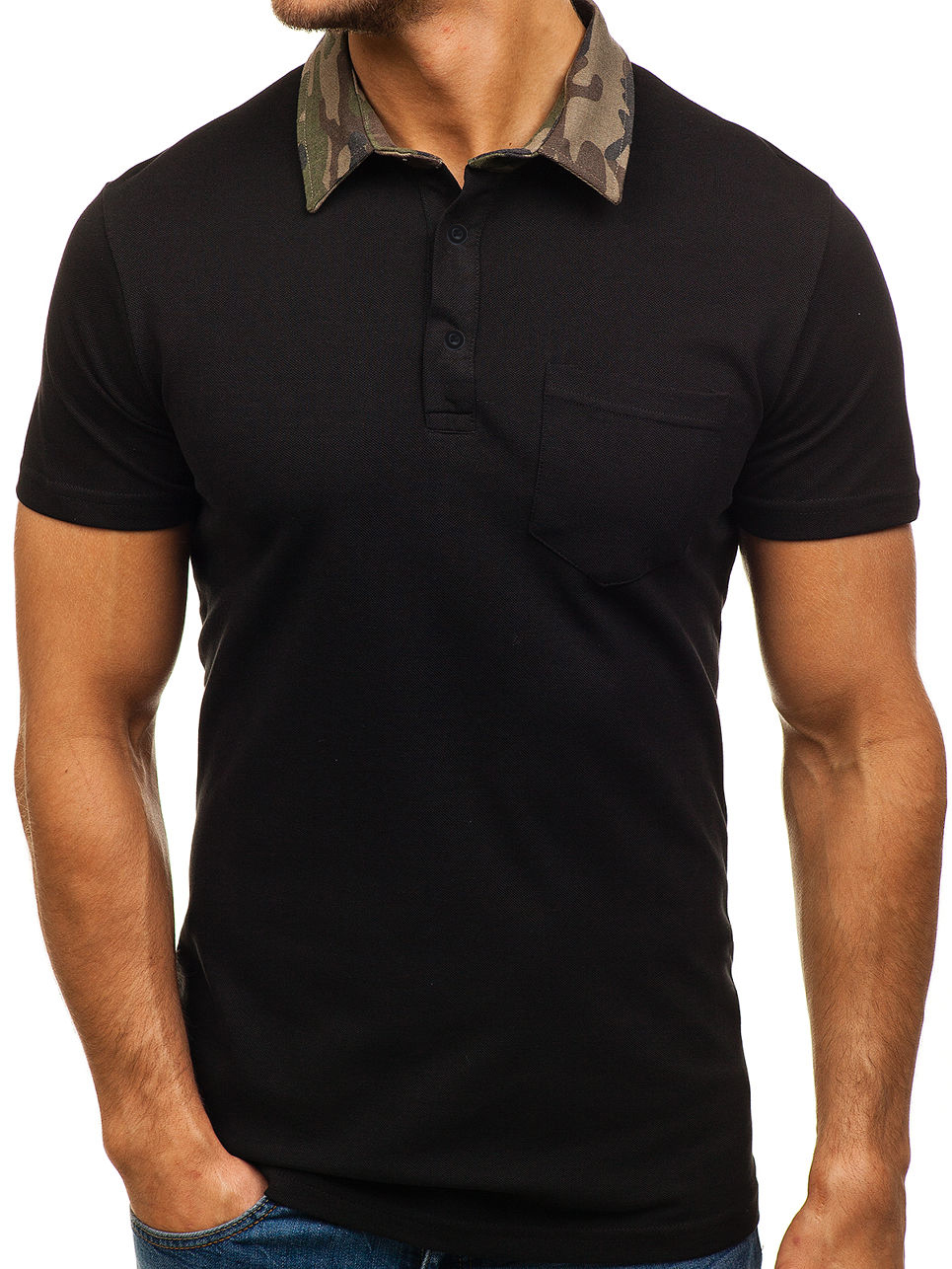 Hot Sale Brand Clothing New Men Polo Shirt Men Business Casual