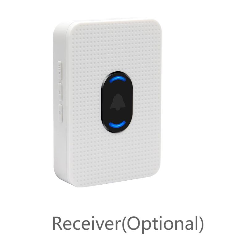 Keeper IP Video Intercom WI-FI Video Door Phone Door Bell Wireless Security Camera Easy Install Doorbell Suit Drop Shipping 3