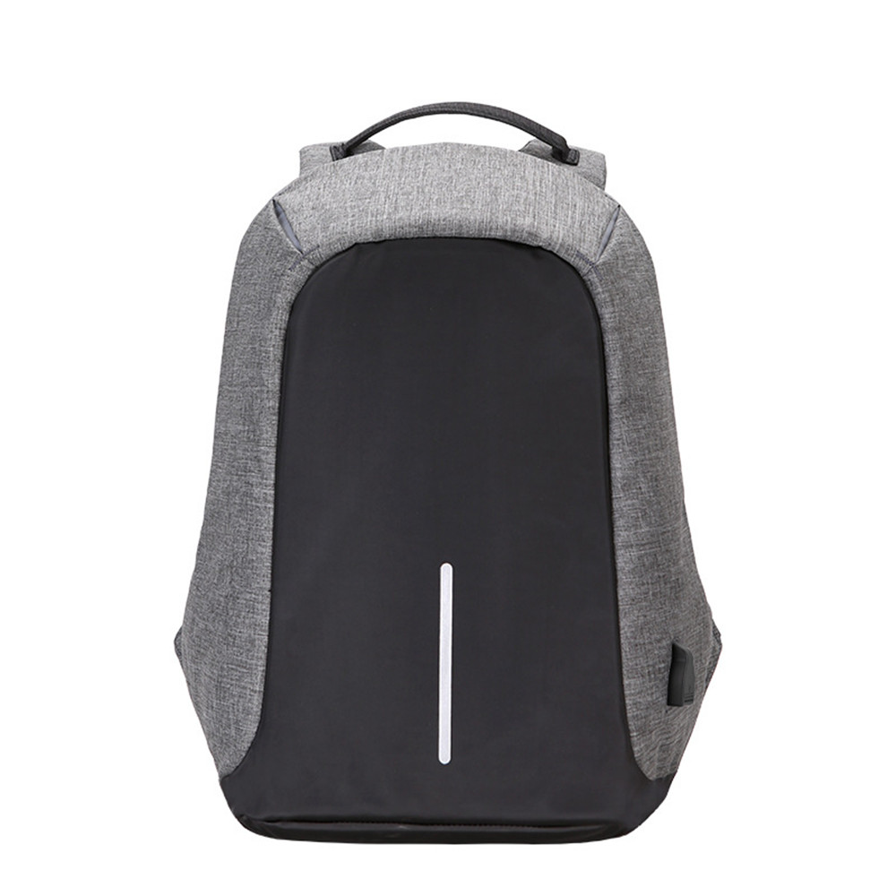 Oxford USB Charging Port Backpack for 14 to 15 inch Laptop Bag Men Women Anti-theft Notebook Bag for Macbook Air Pro Lenovo HP 14 inch waterproof oxford usb charging men s women backpack mochila for womens school bag pack laptop notebook xd design bobby