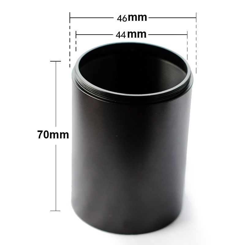 Tactial Metal Alloy Sunshade Tube Shade For Rifle Scope 40mm Objective Lens Caza Pistol Airsoft Scope Sun Shade