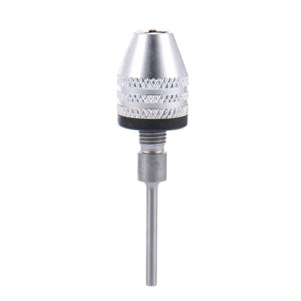 0.3~4mm Chuck Quick Change Adapter Drill Bits Converter Engraving Machine Conversion Chuck 2.35mm Connecting Shaft Wood Drills