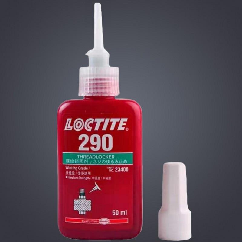 Loctite 290 Glue 50ml  Thread Locking Agent, Penetration Level