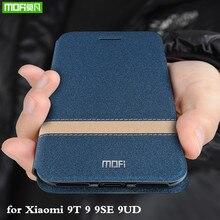 Funda de silicona para Xiaomi 9 9 T, carcasa para Mi 9 T Explorer, Xiomi 9 SE, Xiaomi MOFi, Xiaomi9, TPU, PU, soporte de libro, Folio