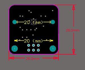 Image 4 - TSL1401CL 128X1 ליניארי CCD מצלמה חיישן תמונה ליניארי חיישן מתכוונן op amp