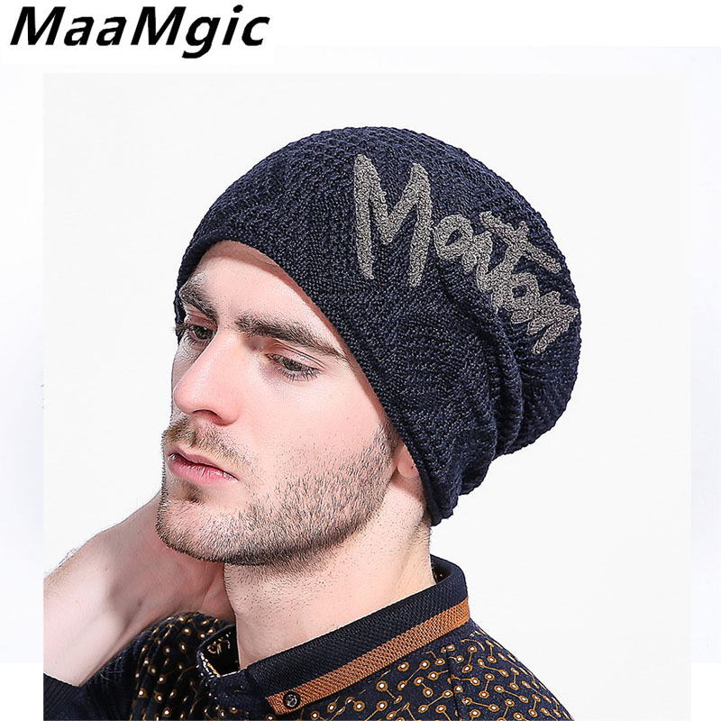 2017 Fashion Warm Cap  Beanies Winter Hat for men Men Wool Hat Unisex Cap Beanie Knitted Caps Outdoor Sport Warm boy mask Hat new arrival men knitted hat high quality brand designer winter cap fashion warm men beanie outdoor casual caps