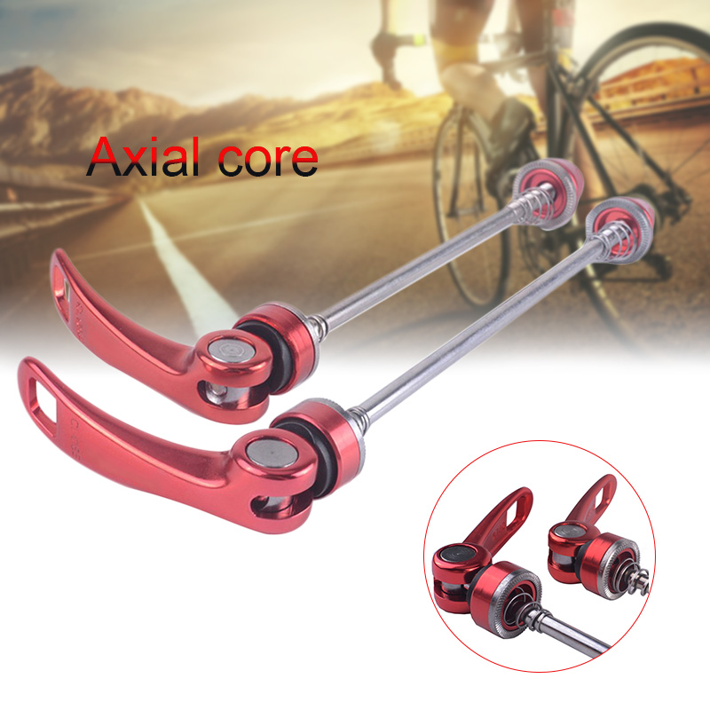 High Quality 1 Pair Bicycle Skewers Ultralight Quick Release Skewers for MTB Road Bike NCM99 in Skewers from Sports Entertainment