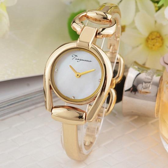 80dba002fd5 Luxury brand women watches montre femme gold silver design jpg 550x550 Womens  watches design