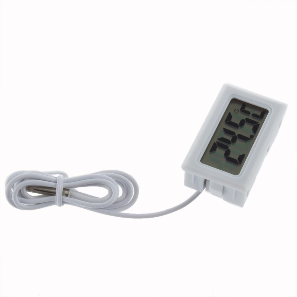 Top quality LCD Refrigerator Freezer Fridge Digital Thermometer Temperature -50 ~ 110c image
