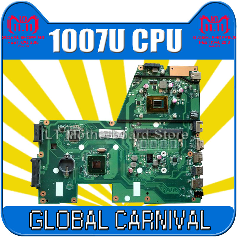 X551CA Motherboard REV2.2 1007u For ASUS X551CA X551C Laptop motherboard X551CA Mainboard X551CA Motherboard test 100% OK kefu x551ca for asus x551ca laptop motherboard x551ca mainboard rev2 2 1007u 100% tested new motherboard freeshipping