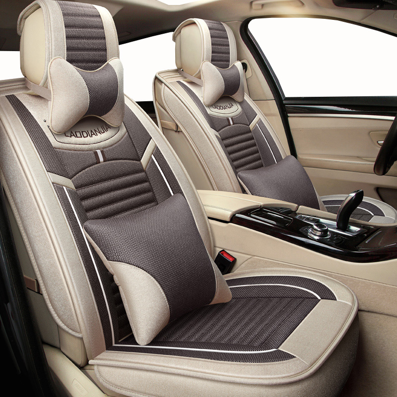 Automobiles New Flax Universal car <font><b>seat</b></font> <font><b>cover</b></font> for <font><b>Mazda</b></font> All Models CX5 CX7 <font><b>CX9</b></font> MX5 ATENZA <font><b>Mazda</b></font> 2/3/5/6/8 car aaccessories image