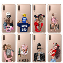 Funda de teléfono para Samsung A5 J3 J5 J5 J7 2017 J4 J6 A7 A6 A8 Plus 2018 Vogue(China)