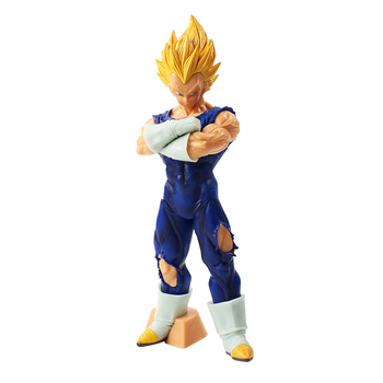Dragon Ball Z Grandista Goku Vegeta Action Figure