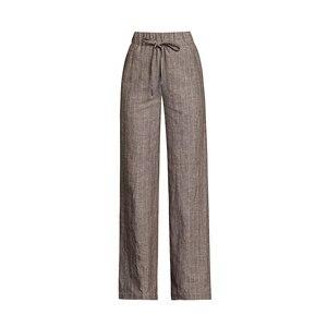 Image 5 - ผ้าฝ้ายผ้าลินินขากว้างขากางเกงผู้หญิง 2019 ฤดูร้อน Breathable plus ขนาด harajuku gothic กางเกงผู้หญิง palazzo กางเกง capri