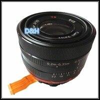Объектив Zoom для sony DSC RX1 rx1/RX1 цифровой Камера Ремонт Часть Нет CCD