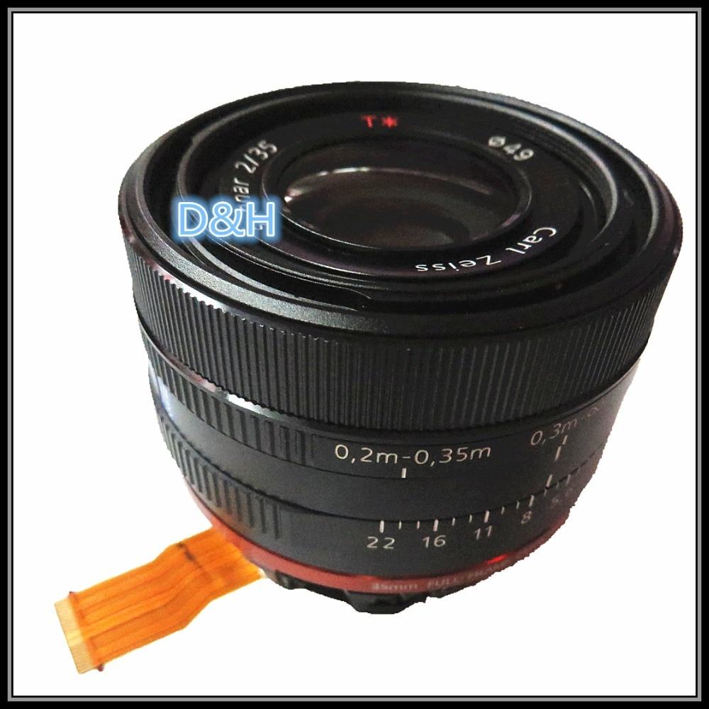 Lens Zoom Unit For sony DSC-RX1  rx1/RX1  Digital Camera Repair Part NO CCD original digital camera repair parts dsc hx50 zoom for sony cyber shot hx50 lens hx60v lens no ccd unit black free shipping