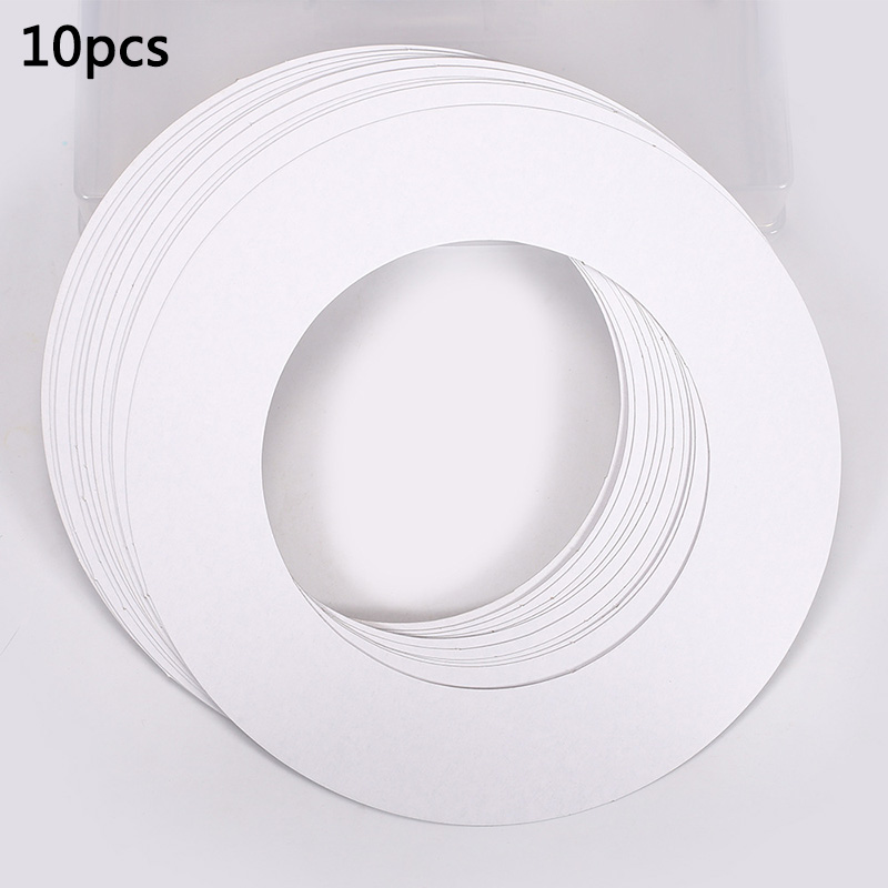 10Pcs/lot New 14Oz Standard Waxing Machine Cleaning Protection Paper Ring
