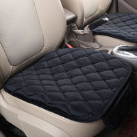 2018Winter Warm Car Seat Cover Soft Velvet Car Seat Cushion Front Back Car Chair Pad Universal