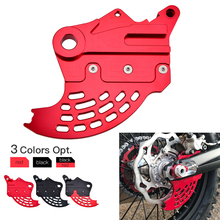 цена на CNC Rear Brake Disc Guard Protector For Beta 250 300 350 390 400 430 450 480 498 RR RS 2T 4T 2005-2018 300 Xtrainer 2015-2018