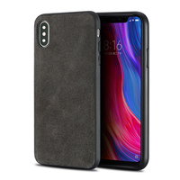 Rare leather phone protection case for xiaomi 8 phone case Genuine Leather all inclusive phone case for xiaomi 6 6x 8 8se max3