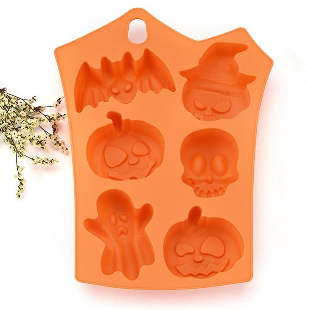 6MILES 6 Cavity Halloween Party Bat font b