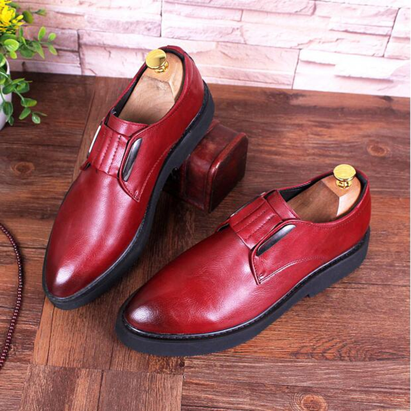 Compare Prices on Red Dress Shoe- Online Shopping/Buy Low Price ...