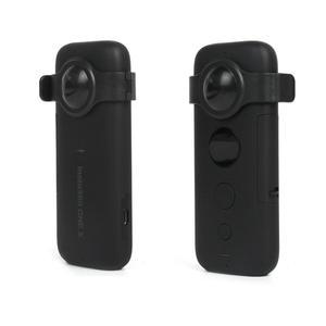 Image 2 - Diseño de hebilla resistente a los arañazos, Protector de lente de ojo de pez para Insta360 One X