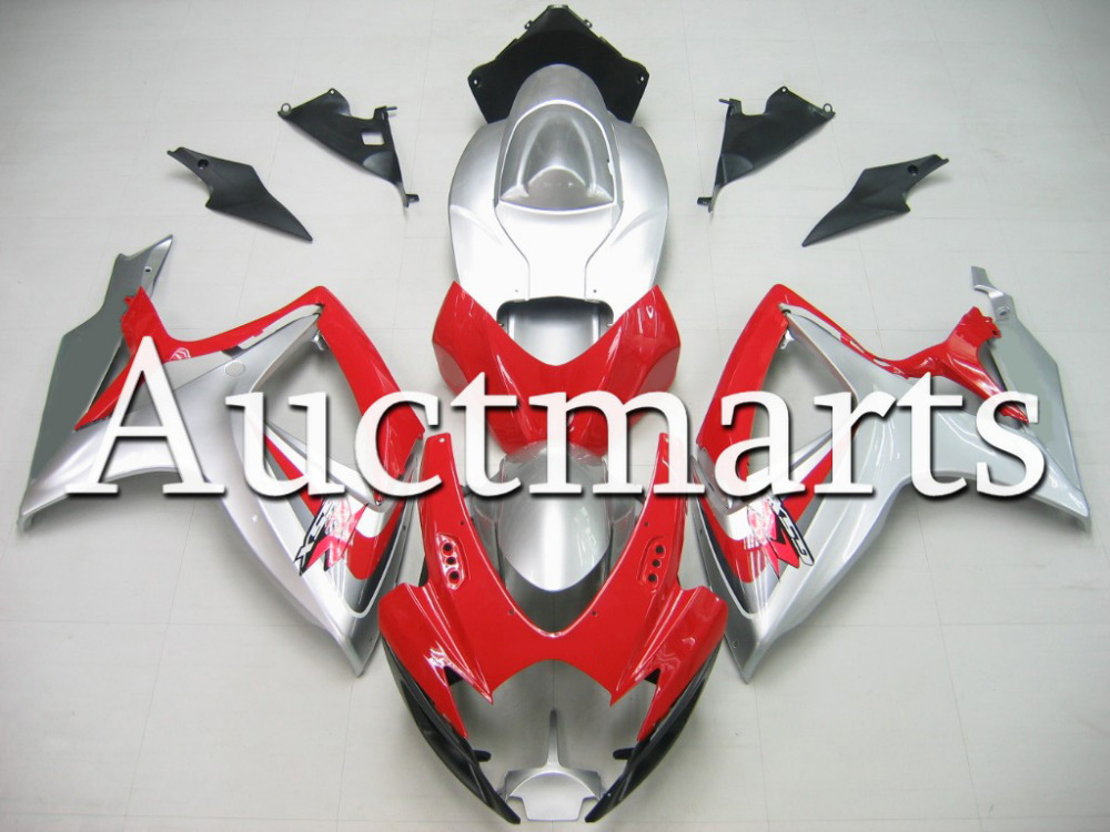 Fit for Suzuki GSX-R 600 2006 2007 ABS Plastic motorcycle Fairing Kit Bodywork GSXR600 06 07 GSXR 600 GSX R600  CB56