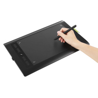 AP1060 10 x 6 inch Smart Digital Graphic Drawing Tablet Pad 5080LPI Resolution with 2048 Level Pen for Painting/Writing PK M708