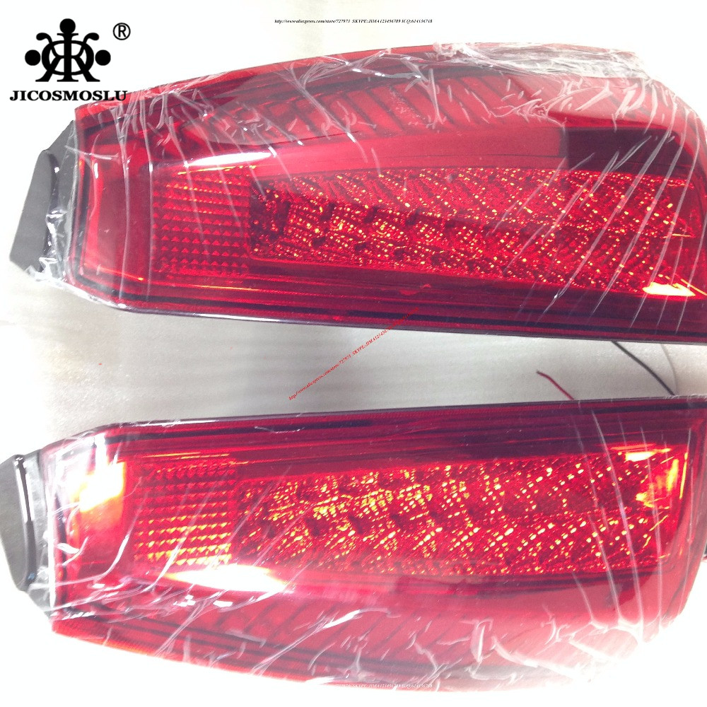 Rear Led Column Lamp,Led Additional Brake Lights Geely Gleagle Gx7 Englon Sx7 Emgrand X7 Ex7 2012-2013 Year Model T Surface geely emgrand 7 ec7 ec715 ec718 emgrand7 e7 car right left taillights rear lights brake light original