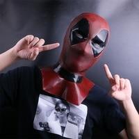 Deadpool 2 Masks Cosplay Costume Props Superhero Movie Full Face Halloween Mask