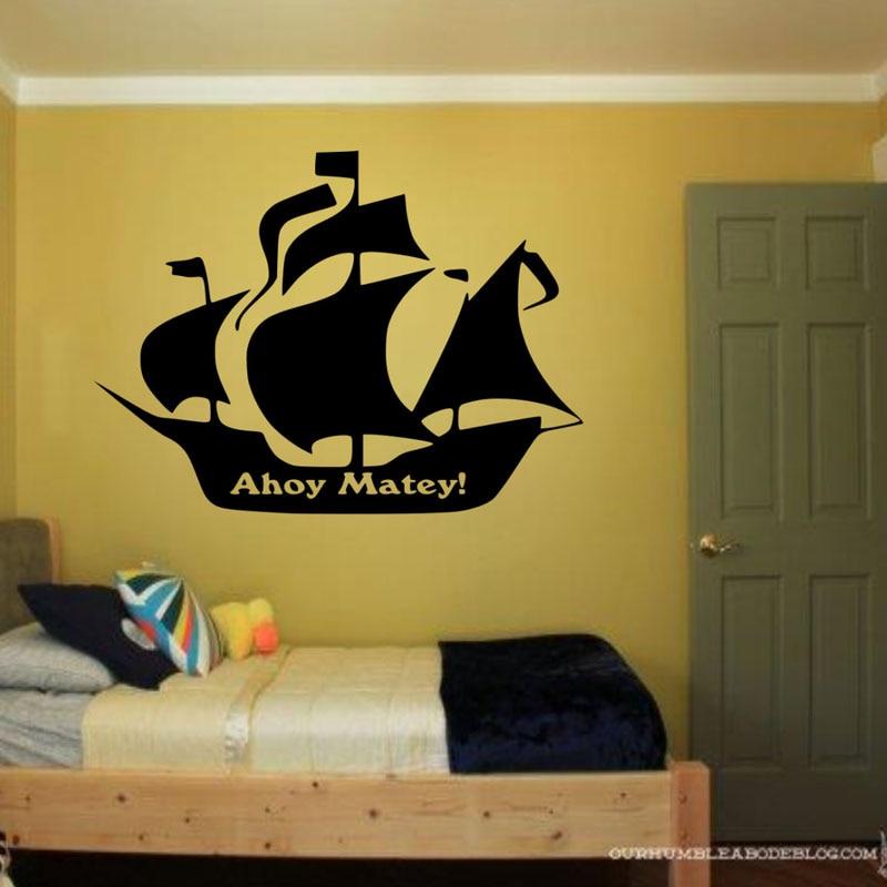 Great Pirate Ship Wall Art Images - Wall Art Design - leftofcentrist.com