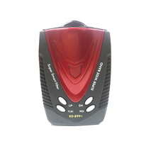 Высокое качество автомобилей радар-детектор gps предварительного предупреждения радар х k ка ку-диапазон автомобиля детектор скорость предупреждение радар русский голос