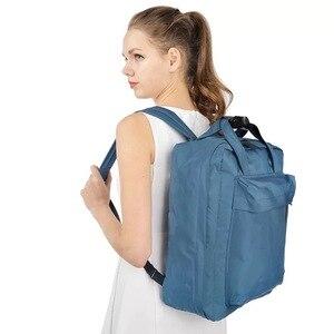 Image 2 - حقيبة سفر بسعة كبيرة للأمتعة منظم التعبئة للرجال والنساء حقيبة يد محمولة مضادة للماء حقيبة أمتعة