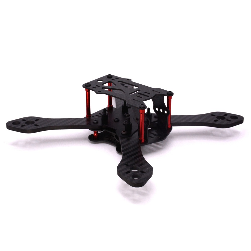 FPV 190mm Full Carbon Fiber Aluminum Racing Quadcopter Drone Frame