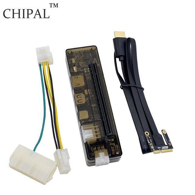 Chipal V8 4d Mini Pci E Wersja Exp Gdc Laptopa Zewnetrzna Niezalezna