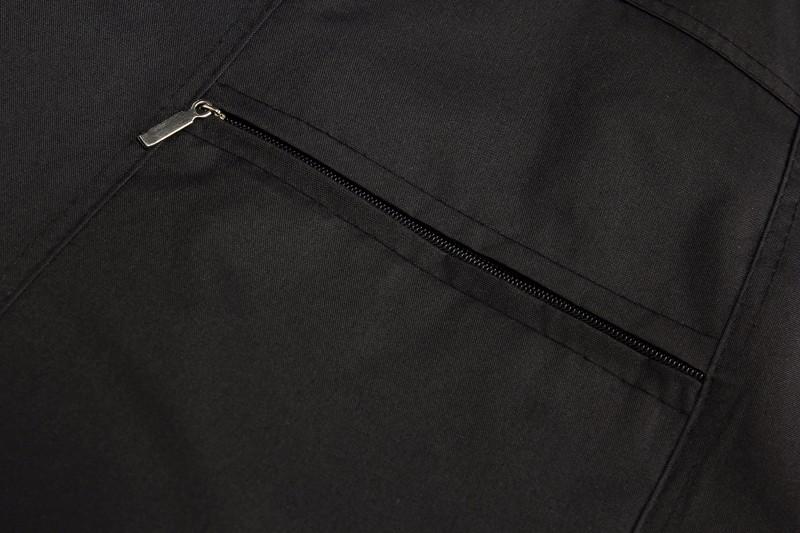 Man Elegant Herringbone Vest Elderly Men\'s Black Gilet Thicken Warm Fleece Vests Male Slim Fit Waistvest Sleeveless Coat XL 2XL (4)