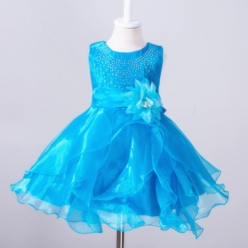 e79af5fdc 3 24 Months Baby Girls Dresses Christmas Dress For Party And Wedding ...