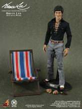 HotToys 1/6th scale doll model 12″ Action figure doll,Bruce Lee In Casual Wear.Collectible Figure model toy