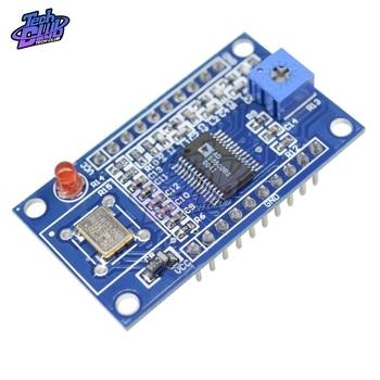 AD9850 Generator sygnału DDS moduł 0-40MHz 2 fala sinusoidalna 2 plac niskie-filtr przepustowy oscylator kwarcowy wyposażenie testowe pokładzie