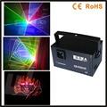 1.5 w RGB laser da animação 3D scanner DMX ILDA projetor dança bar Xmas Party Disco DJ efeito de Luz Luzes do palco Mostrar sistema