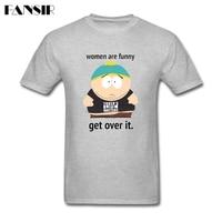 XS 3XL South Park Anime Tailored Tee Shirts Men Short Sleeve Cotton Custom Men T Shirt
