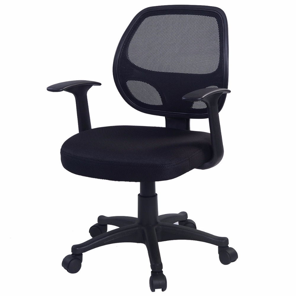 ФОТО New Adjustable Ergonomic Mesh Swivel Computer Office Desk Durable Task Chair CB10060