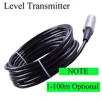 Dompelpomp Niveau Zender  water niveau Sensoren Bereik: 1 m 5 m (standaard) 100 m  output 4-20mA geïntegreerde vloeistofniveau zender
