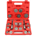 18PC Brake Caliper Wind Back Piston Rewind Tool Kit Complete set of hand tools
