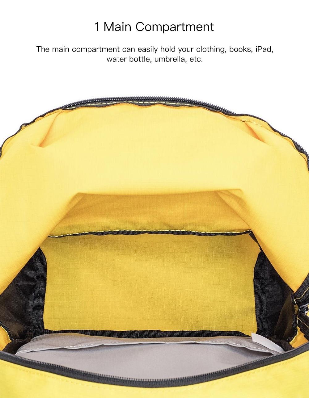 Original Xiaomi Mi Backpack 10L Bag (5)