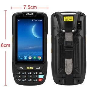 Image 2 - PL 40L große bildschirm 1d bluetooth android barcode scanner pda daten terminal scanner