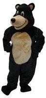 Высокое качество Взрослый размер медведь Маскоты костюм с изображением героев мультфильмов; DT0258 нарядное платье костюмы
