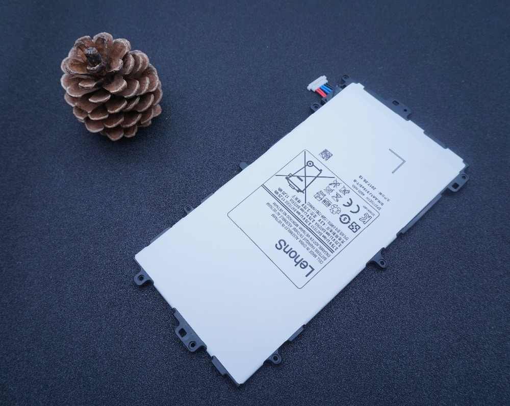US $7 53 |LehonS 1x 4600mAh / 17 25Wh Tab Tablet Replacement Battery for  Samsung galaxy Note 8 0 N5100 N5110 N5120 GT N5100 SP3770E1H-in Mobile  Phone