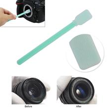 6pcs Skilled Digital camera Sensor CCD CMOS Cleansing Swab Cleaner Equipment Cleansing Accent