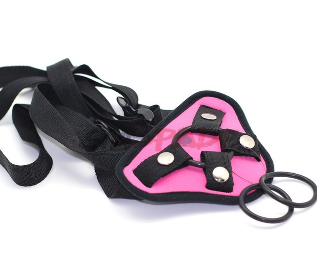 Ultra adjustable strap on Harness,Lesbian strap on dildo